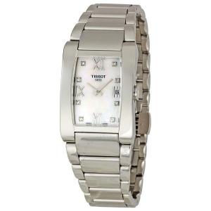 Đồng hồ nữ Tissot Generosi-T Mother of pearl Dial Ladies Watch T007.309.11.116.00