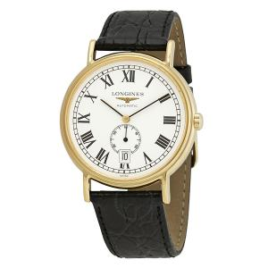 Đồng hồ Longines Presence Automatic White Dial Men's Watch L4.805.2.11.2